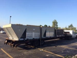 commercial hvac - vp mechanical onsite photo