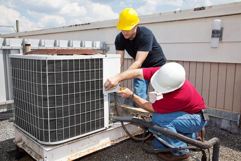 HVAC Upgrade Plan